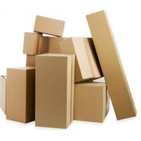 Cheap Kraft paper packaging box cardboard corrugated box for sale