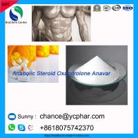 Cheap Oxandrolone Anavar Steroid Powder CAS NO.53-39-4 For Bodybuilding for sale
