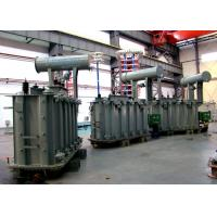 Cheap 110kV Three Phase Electrical Oil Immersed  Power Transformers for sale
