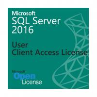 Cheap User Client Access MS SQL Server License , UCAL OLP SQL 2016 Core License for sale