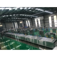 Cheap Self CIP 500kg/H SS304 Dried Mango Processing Line for sale