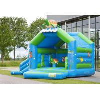 Cheap Inflatable slide inflatable bouncer inflatable bouncer combination Turtles game for sale