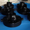 Buy cheap ANSI B16.36 Black Orifice WN Flange, RF, SCH 80 from wholesalers
