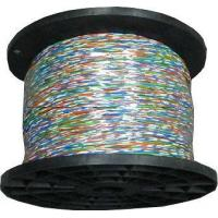 Cheap 24 AWG 5 Core E1 Jumper Wire Cable CAT5E Network Cable for Internal Wiring for sale