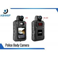 Waterproof Police Officers Wearing Body Cameras Ambarella A7L30 Chip