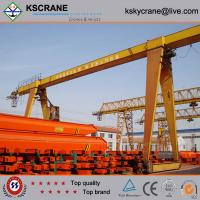 Buy cheap High Performance Rail Mounted Single Girder Portal Crane With Limit Switch from wholesalers