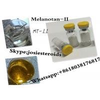 Quality Sunless Tanning Injections Melanotan 2 With CAS 121062-08-6 Mt-II Skin Pigmentation wholesale