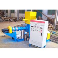 Cheap 37KW Floating Fish Poultry Animal Feed Pellet Machine 2.10*1.145*1.35m for sale