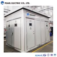 Cheap Pre Fabricated Power Distribution Transformer With The Capacity Of 2400 Kva for sale