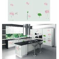 Cheap Kitchen Cabinet from Colored Painting Board(ZH-C845) for sale