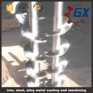 Customized Φ 20-300 mm plastic extruder screw cylinder
