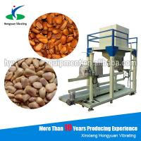 China rational automatic weighing packaging machine , pine nut bagging machine on sale