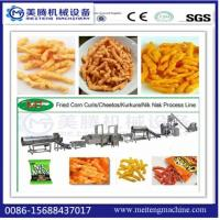 Cheap 2017 hot selling China new design Nik Naks Machines/production line for sale