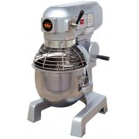 Cheap Silver Color Food Mixing Machine 10l 15l 20l 25l Three Functions CE Certification for sale