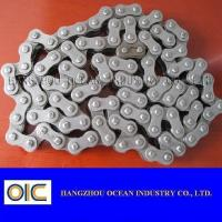 Cheap 415 415H 420 428 428H 520 520H 525 525H 530 530H 630 Motorcycle Chain With 4 Sides Rivet for sale