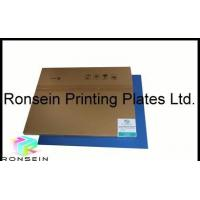 Buy cheap Thermal Plate from wholesalers