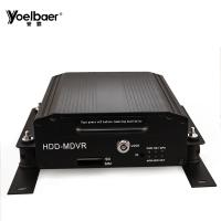Cheap H.264 High Profile 4Ch Mobile DVR CCTV SSD HDD DVR Truck School Bus MDVR for sale