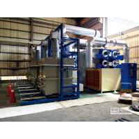 Cheap Low Noise Circulation Of Sludge Dryer Machine Integrated Design Small Footprint for sale