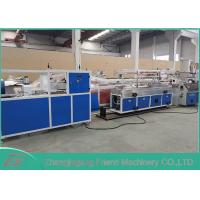Cheap Energy Saving Plastic Profile Production Line With Infrared Tracking Device for sale
