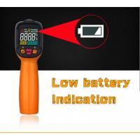 Cheap High Temp Handheld Infrared Thermometer Gun Operating Temperature - 50 ~ 300 Degree for sale