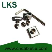 Cheap Screw type Stainless steel Band Buckle LKS-S14,LKS-S38,LKS-S12,LKS-S58,LKS-S34 for sale