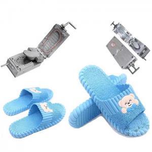 Buy cheap PVC Flip Flop Slipper Shoe Sole Mold, Aluminum Single Color For Sports Shoes from wholesalers