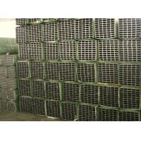Cheap 5.8M Longitudinal DIN2244 Galvanized Welded Steel Pipes for sale