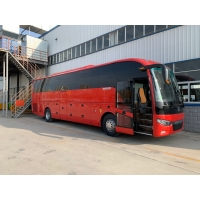 Cheap 1460Nm Travel Zhongtong LCK6128 55 Seats Used Travel Bus for sale