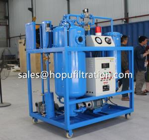 Cheap Gas Steam Turbine Oil Filtration Equipment, Lube Oil Vacuum Dehydrator, Turbine Oil Purifier for sale