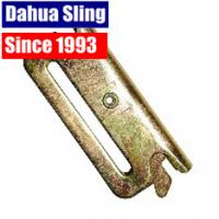 Buy cheap Customized Stainless steel Ratchet Strap Hooks 50mm E Fitting 4500LBS from wholesalers