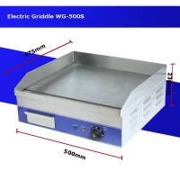 Quality CE Electric griddle Portable griddle Small electric griddle Griddle sale WG-500S wholesale
