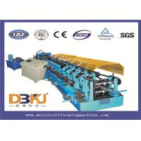 Cheap Automatic cz purlin roll forming machine , c channel roll forming machine for sale