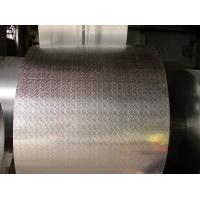 Cheap Anodized Non Ferrous Embossed Aluminium Sheet With Five Bar Alloy 3003 for sale