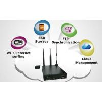 Cheap SC VWR-H93 Industrial Grade Vehicle 3G/4G BUS WiFi Router, Centralized Application Service for sale