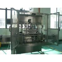 Cheap Automatic Liquid  Piston Filling Machine for Bottling of cosmetics, food, thick cream, oil for sale