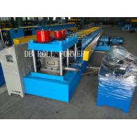 Cheap 11 KW Hydraulic Unit Steel C Purlins Roll Forming Machine with Automatic Measureing for sale