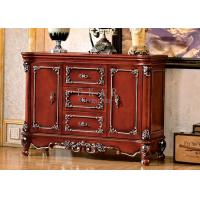 Cheap Cupboard Antique Dining Room Cabinets Solid Wood Cabinets for sale