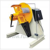 Cheap Steel Decoiler / Uncoiler By Manual Or Pneumatic And Hydraulic Expansion Mode ME-300 for sale