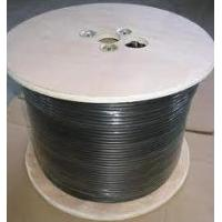 RG59 CATV Coaxial Cable Solid CCS Conductor 95% CCA Braid with PVC Jacket