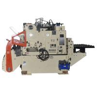 Cheap Low Alloy Steel Stamping Steel Plate Straightening Machine / Rotary Wire Straightener Decoiler for sale