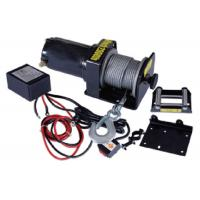 Cheap Lightweight Single Line Electric ATV Winch 2000 lb For Wharf , Capacity 0.5T - 30T for sale
