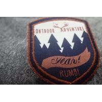 Cheap Personalized Embroidered Applique Patches for sale
