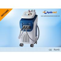 Cheap Spots and Freckle Removal SHR IPL Hair Removal Machine with 3 handpieces for sale