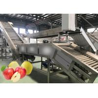 Cheap Energy Saving Apple Processing Machine HPP 1 T/H To 100 T/H Capacity for sale