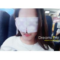 Buy cheap Self Heatable Steam Eye Mask For Dry Eyes , Customized Processing Design from wholesalers