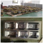 Fast Food Aluminum Foil Container Mould  Manufactures