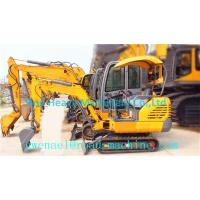 Cheap Yellow XE15 Hydraulic Crawler Excavator 0.044m³ for Construction for sale