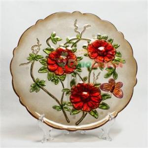 Cheap acrylic fruit plate L822 for sale