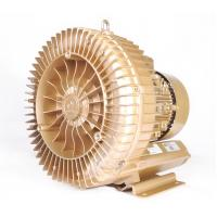 Cheap 5.5kW Single Stage High Pressure Side Channel Blower 2 Years Warranty for sale