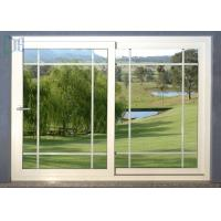 Heat Insulation Aluminium Windows And Doors , Thermal Break